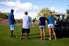 golf league photo